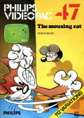 The Mousing Cat Odyssey 2 Front Cover