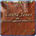 Laura Jones and the Secret Legacy of Nikola Tesla Windows Front Cover