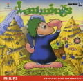 Lemmings CD-i Front Cover