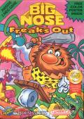 Big Nose Freaks Out NES Front Cover