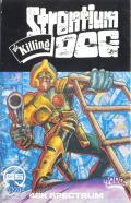 Strontium Dog: The Killing ZX Spectrum Front Cover