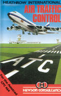 Heathrow International Air Traffic Control Amstrad CPC Front Cover