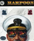 Harpoon Amiga Front Cover
