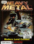Heavy Metal Amiga Front Cover