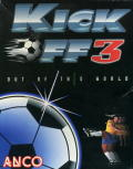 Kick Off 3 DOS Front Cover