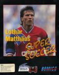 Manchester United: The Double Amiga Front Cover