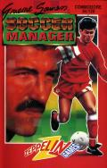 Graeme Souness Soccer Manager Commodore 64 Front Cover