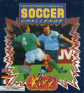 International Soccer Challenge DOS Front Cover