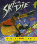 Ski or Die Amiga Front Cover