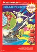 Sharp Shot Intellivision Front Cover