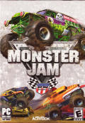 Monster Jam Windows Front Cover