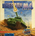 Sherman M4 Amiga Front Cover