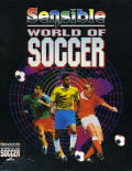 Sensible World of Soccer Amiga Front Cover