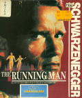 The Running Man Amiga Front Cover