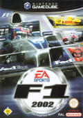 F1 2002 GameCube Front Cover