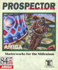 Prospector in the Mazes of Xor Amiga Front Cover