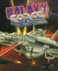 Galaxy Force II Amiga Front Cover