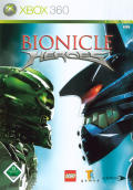 BIONICLE Heroes Xbox 360 Front Cover