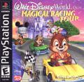 Walt Disney World Quest: Magical Racing Tour PlayStation Front Cover