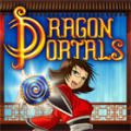 Dragon Portals Macintosh Front Cover