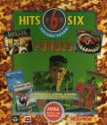 Hits for Six: Volume Seven Amiga Front Cover
