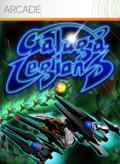 Galaga: Legions Xbox 360 Front Cover