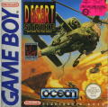 Desert Strike: Return to the Gulf Game Boy Front Cover