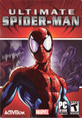 Ultimate Spider-Man Windows Front Cover