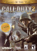 Call of Duty 2 (Game of the Year Edition) Windows Front Cover
