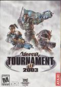 Unreal Tournament 2003 Linux Front Cover