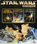 Star Wars Action Pack  Windows Front Cover