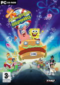 SpongeBob SquarePants: The Movie Windows Front Cover