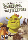 Shrek the Third Windows Front Cover