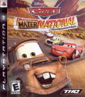 Disney•Pixar Cars: Mater-National Championship PlayStation 3 Front Cover