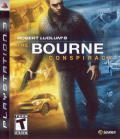Robert Ludlum's The Bourne Conspiracy PlayStation 3 Front Cover