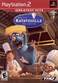 Ratatouille PlayStation 2 Front Cover
