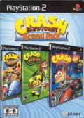Crash Bandicoot Action Pack PlayStation 2 Front Cover