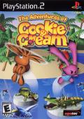 The Adventures of Cookie & Cream PlayStation 2 Front Cover