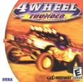 4 Wheel Thunder Dreamcast Front Cover