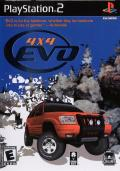 4x4 Evo PlayStation 2 Front Cover
