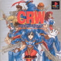 CRW: Counter Revolution War PlayStation Front Cover
