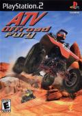 ATV Offroad Fury PlayStation 2 Front Cover