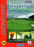 True Golf Classics: Pebble Beach Golf Links Genesis Front Cover
