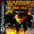 Warriors of Might and Magic PlayStation Front Cover
