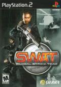 SWAT: Global Strike Team PlayStation 2 Front Cover