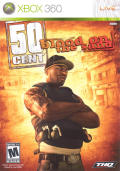 50 Cent: Blood on the Sand Xbox 360 Front Cover