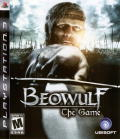 Beowulf: The Game PlayStation 3 Front Cover