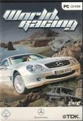 World Racing Windows Front Cover