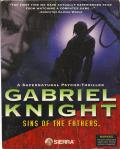 Gabriel Knight: Sins of the Fathers Macintosh Front Cover