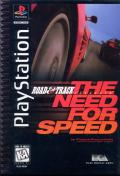 The Need for Speed PlayStation Front Cover